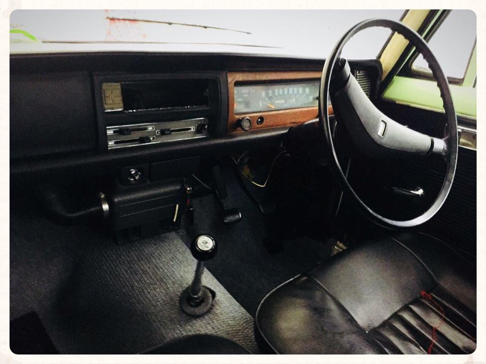 1970 Toyota Corona