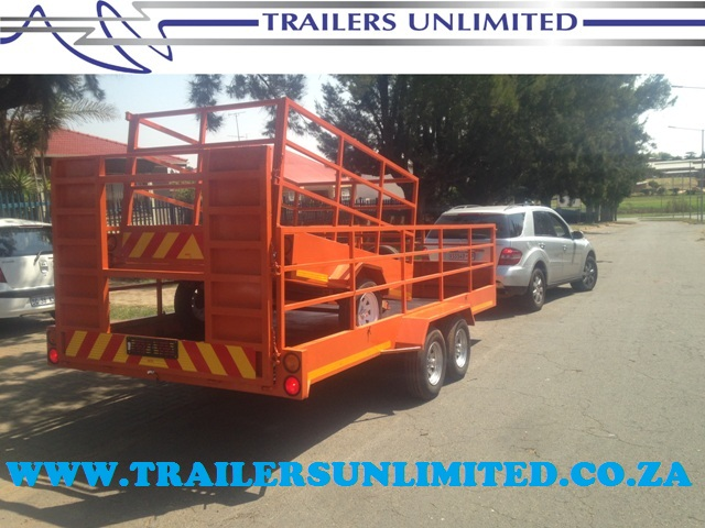 CAR - UTILITY TRAILERS. PERFECT FOR RENTALS.