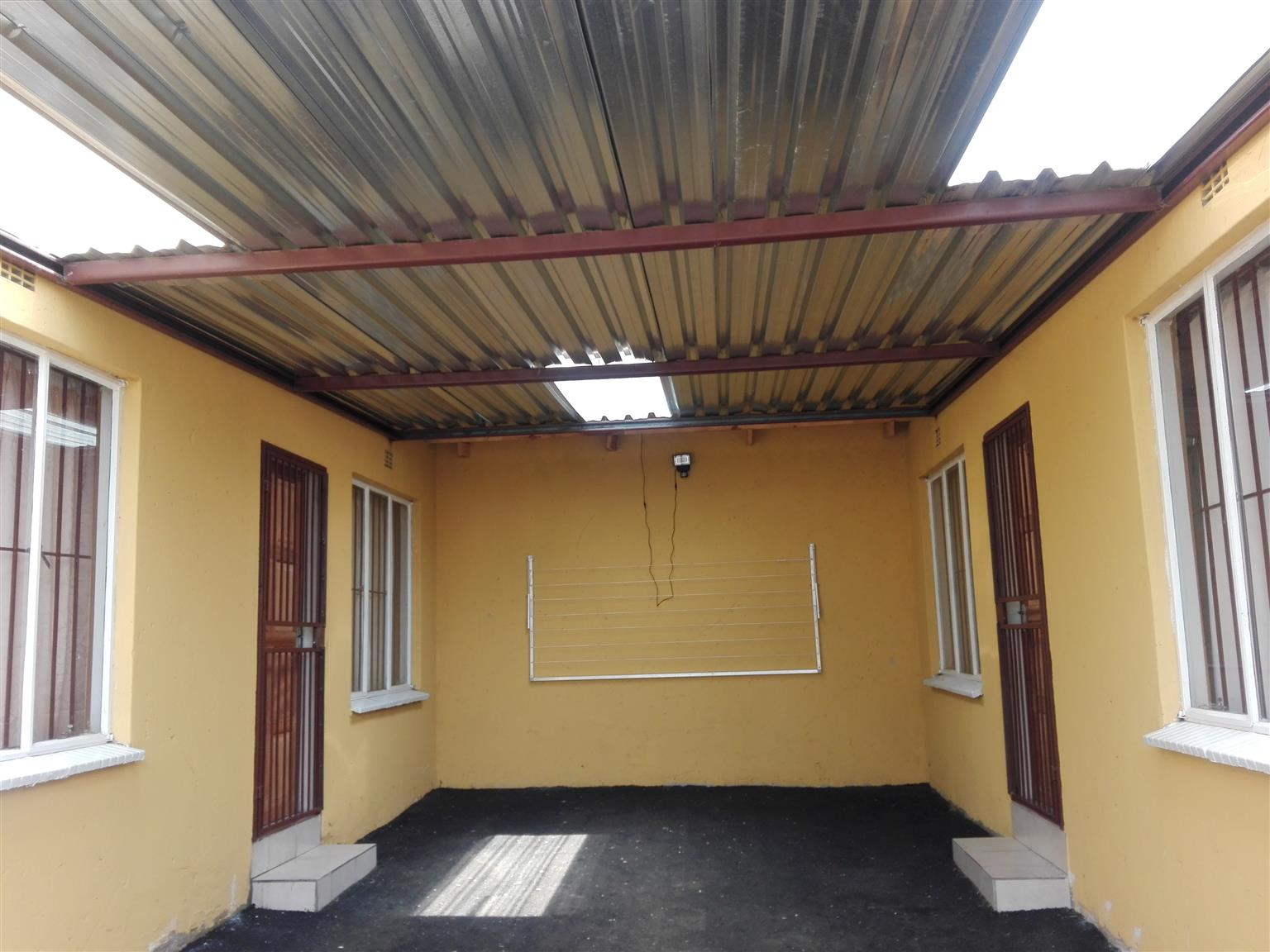 Flatlet available for rental
