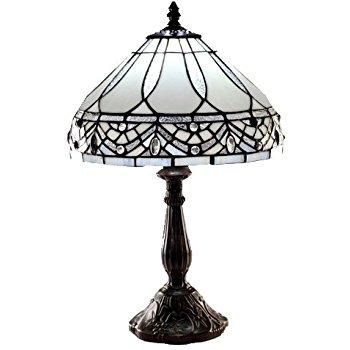 TIFFANY LAMPS SET OF 2