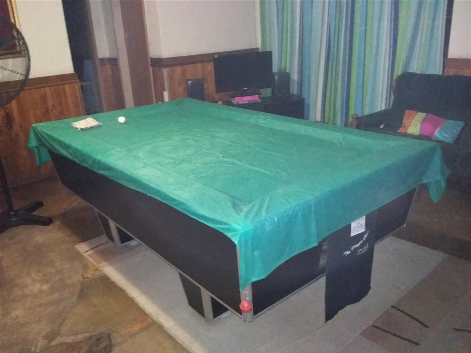 Coin Operated United Pool Table Junk Mail - United billiards pool table coin operated