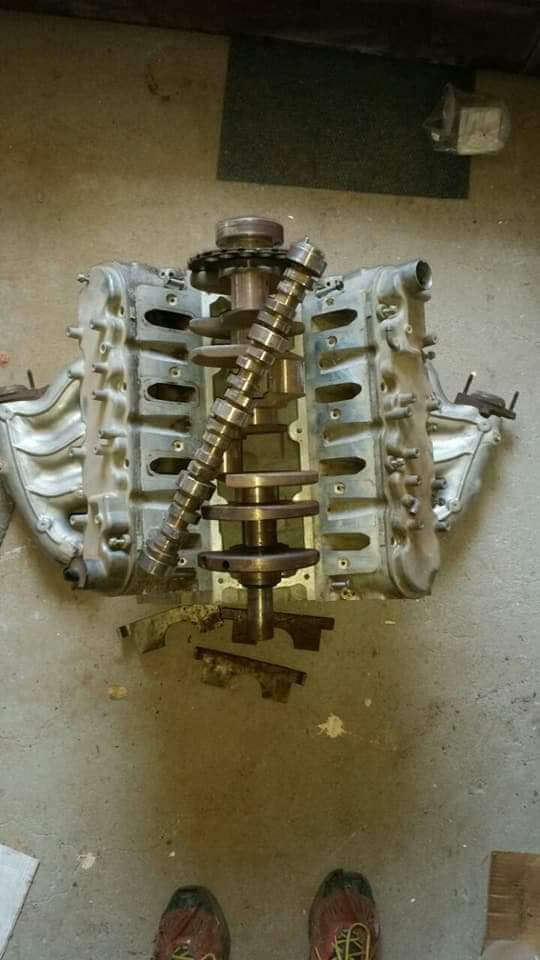 Ls1 V8 motor