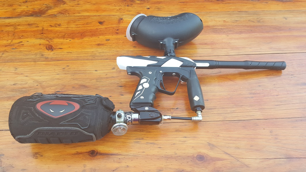 Smart Parts Ion 2.0 Paintball Marker