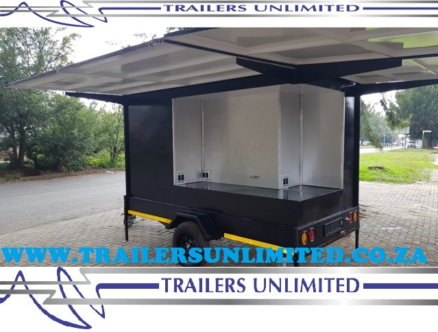 TRAILERS UNLIMITED THE LEADING CATERING TRAILER PROVIDER IN AFRICA.