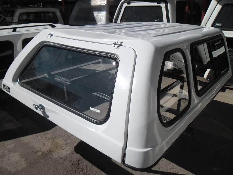 ISUZU 12 EXT CAB MOGALE CANOPY 7879