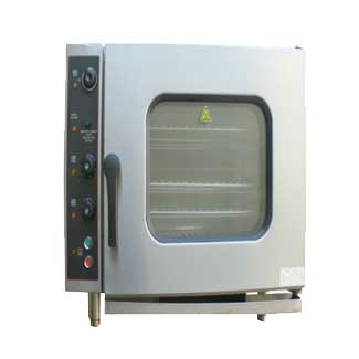 6 Pan convection oven-WR-6-10