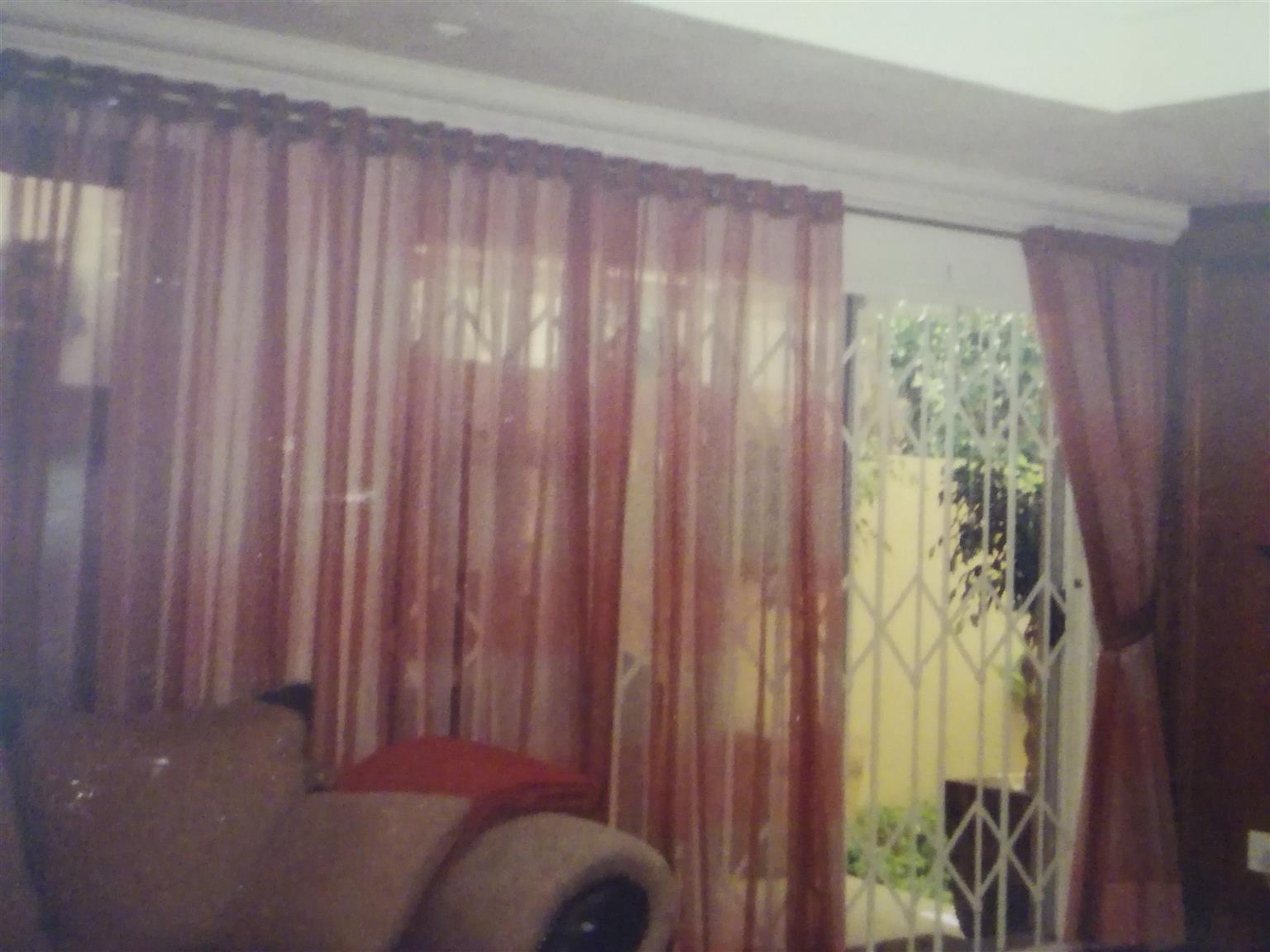 Interior curtainings