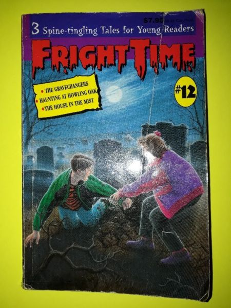 Fright Time #12.