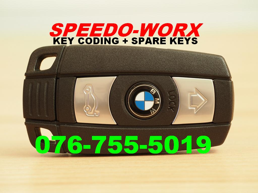 BMW E SERIES NEW SPARE KEYS