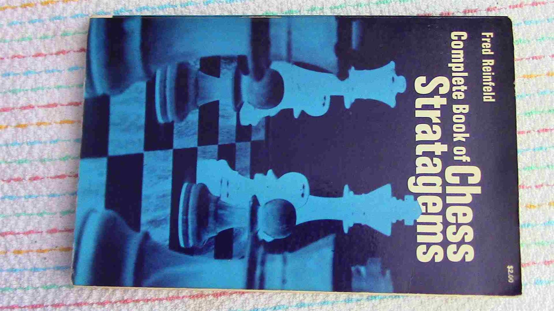 Complete book of chess Stratagems