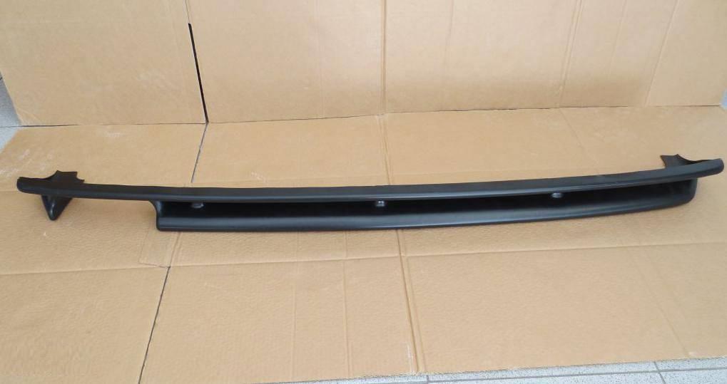 BMW E36 M3 Style Brand New Plastic Rear Bumper Diffuser FOR SALE PRICE: R795