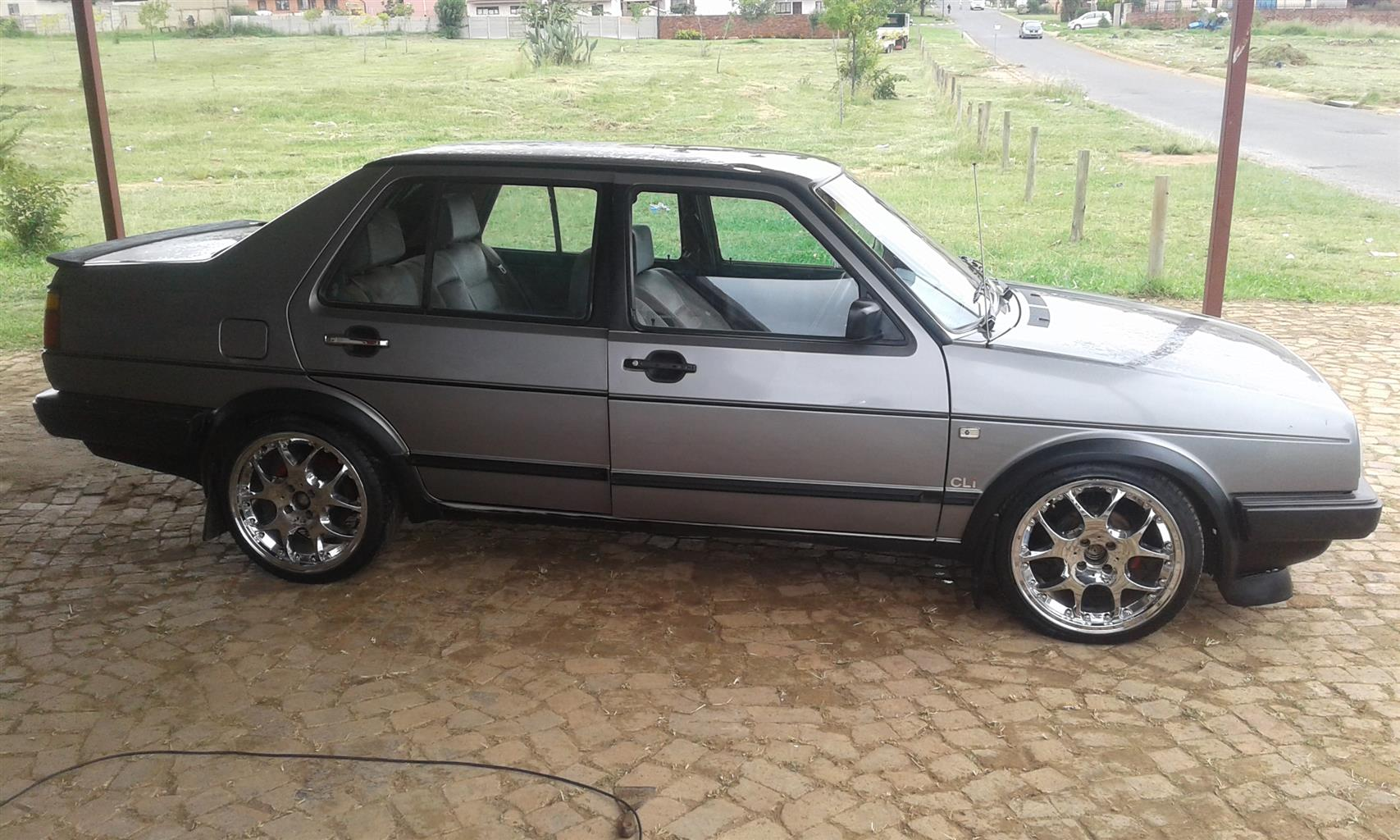 1989 VW Jetta 2.0 Trendline
