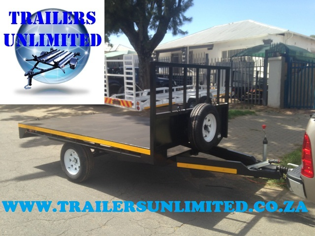Furniture Trailer 2500 x 1500