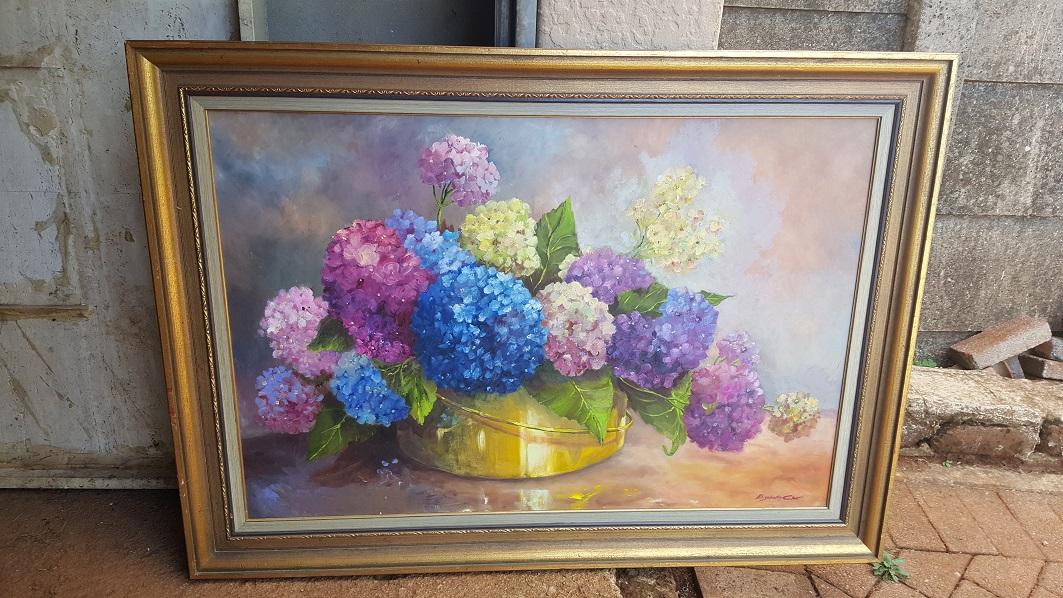 Elizabeth Clur Painting