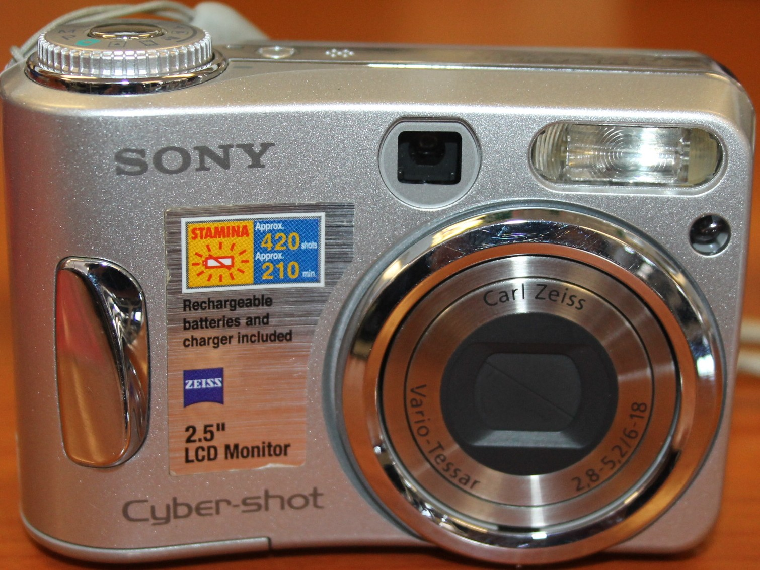 Sony digital camera S027325a #Rosettenvillepawnshop