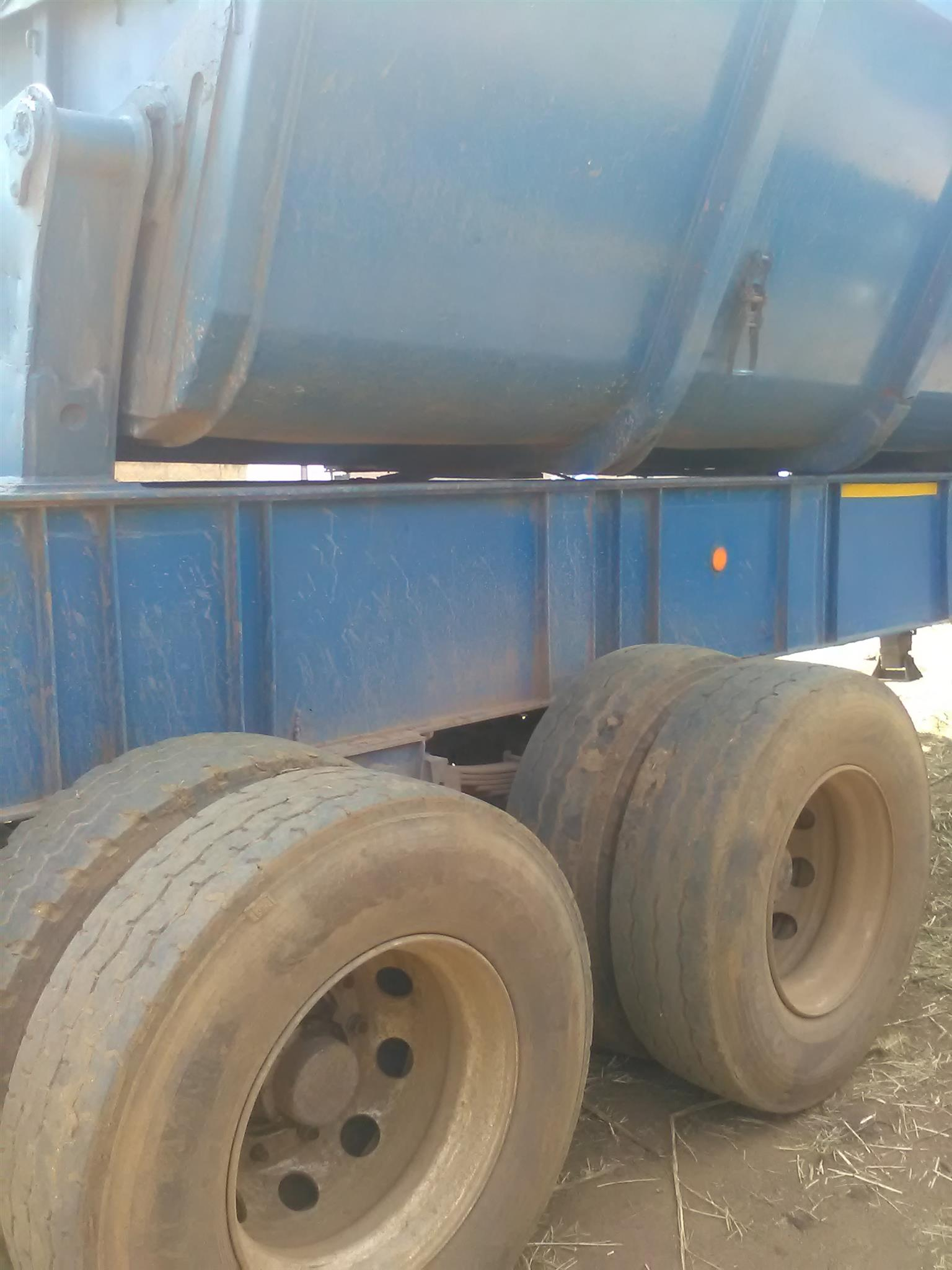 side tipper trailer at unbeatable price