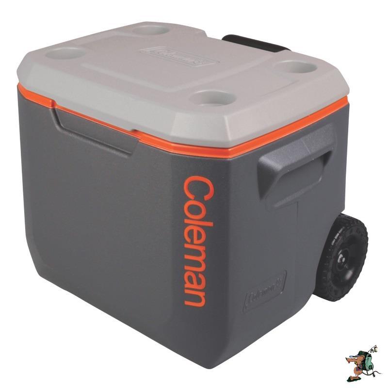 Coleman 50QT Extreme wheeled cooler