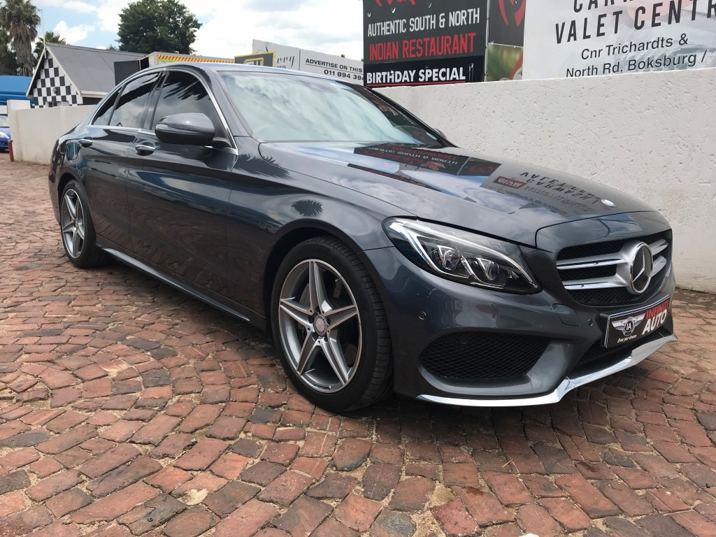 2015 Mercedes Benz C Class C250 Coupe Amg Sports Junk Mail