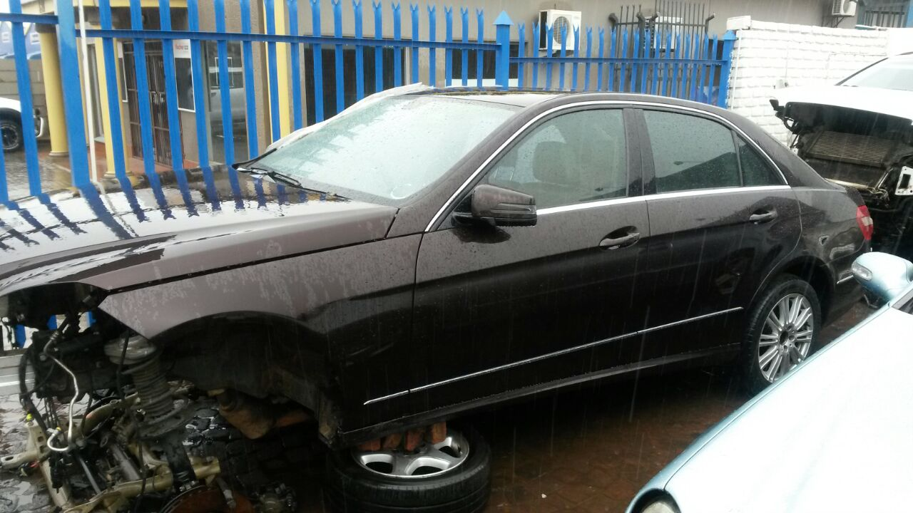 Mercedes W212 E Class Stripping for Spares