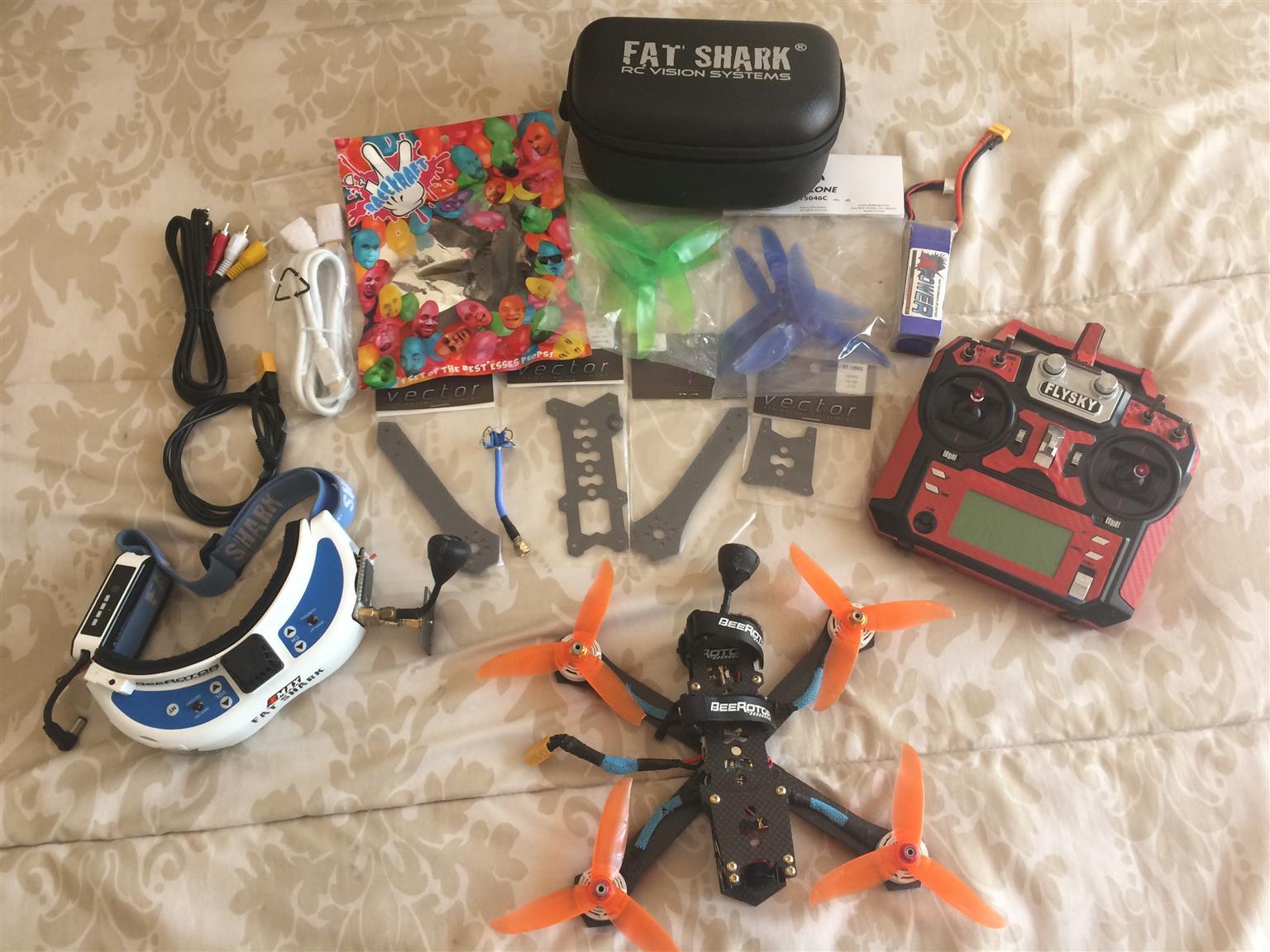 RTF Racing Drone Set