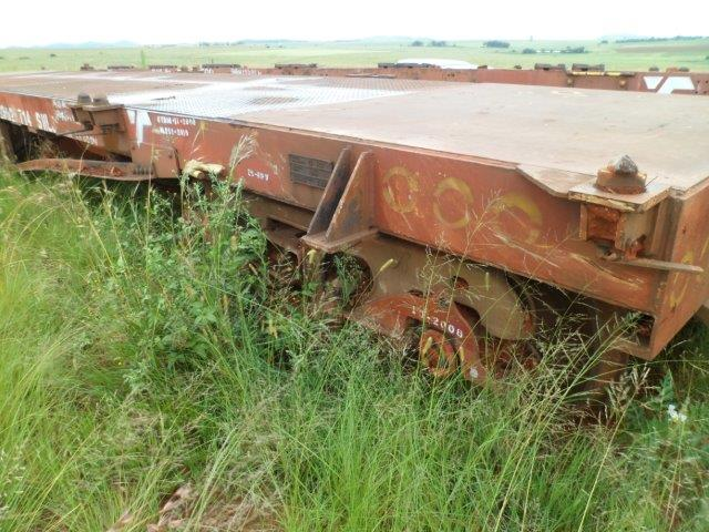 Transnet Freight Rail Online Auction - South Africa - Sale 132