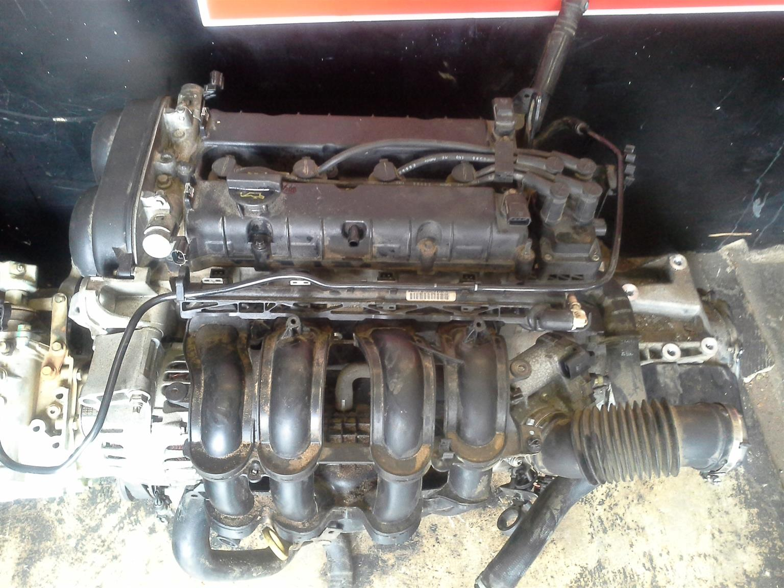 FORD FIGO ENGINES