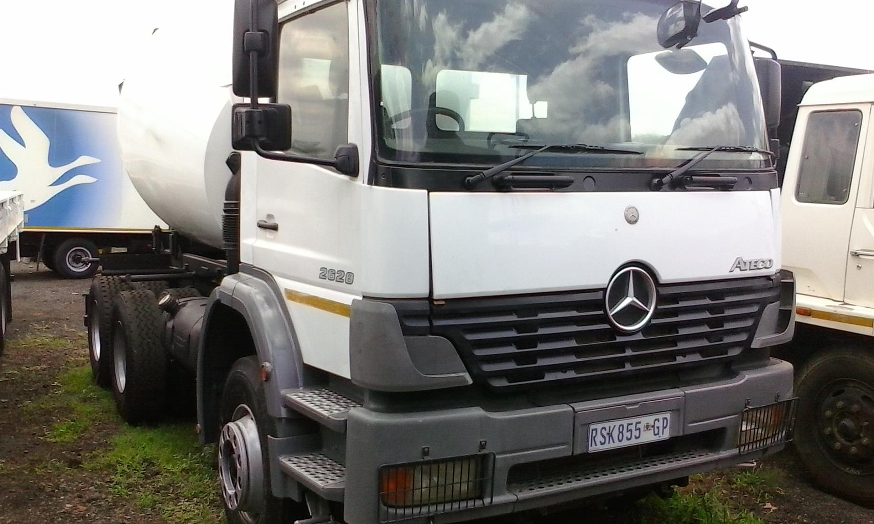 Mercedes Benz Atego 2628 Concrete Truck
