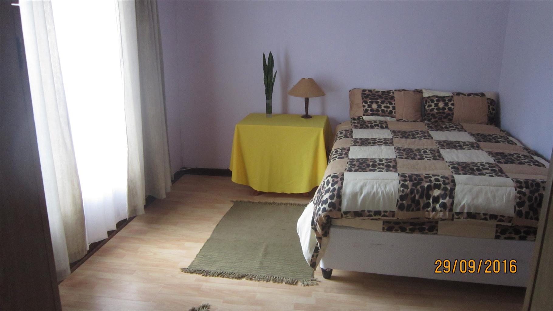 Furnished room for rent to single gentleman in Glenhaven Estate, Bellville South.