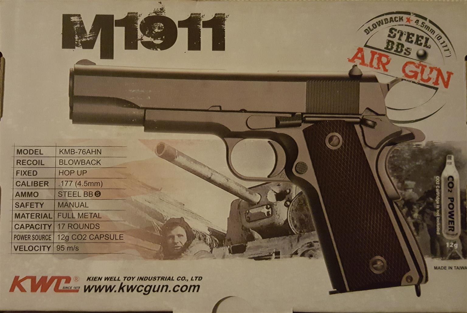 M1911 Air Gun