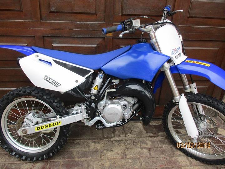 2009 Yamaha YZ85 | Junk Mail