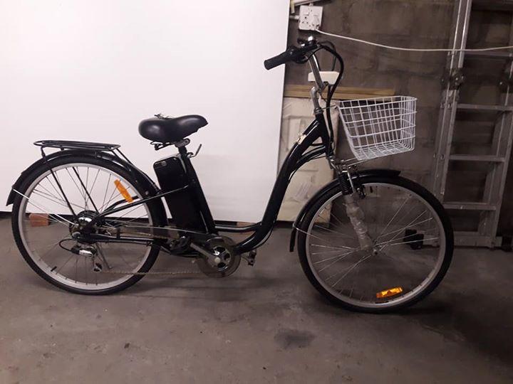 Ladies Electric Bicycle