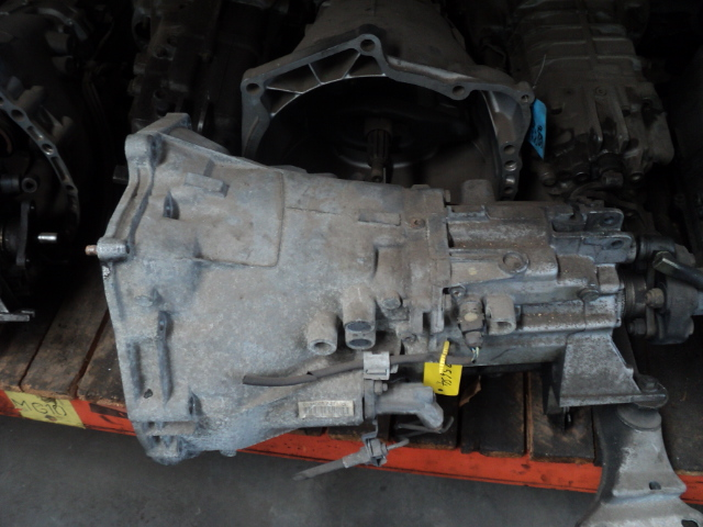 BMW E46 325i 5spd manual gearbox - R6500