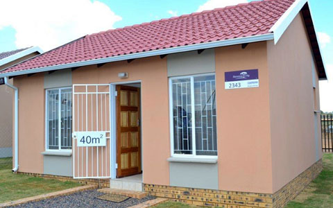 NEW LOW COST HOUSES FOR SALE IN ALBERTON SKY CITY