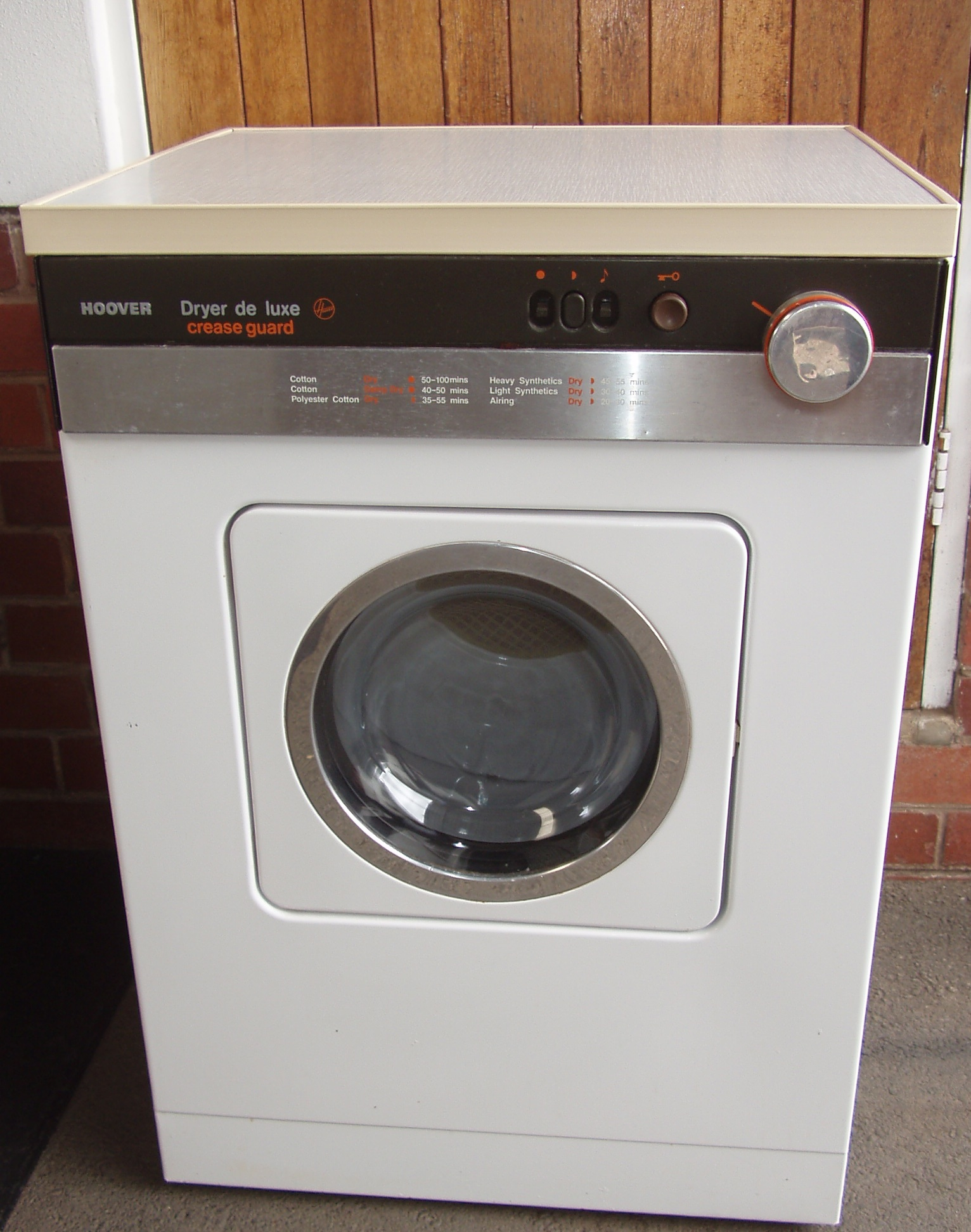 Hoover Tumble Drier - 5 kg in good working order