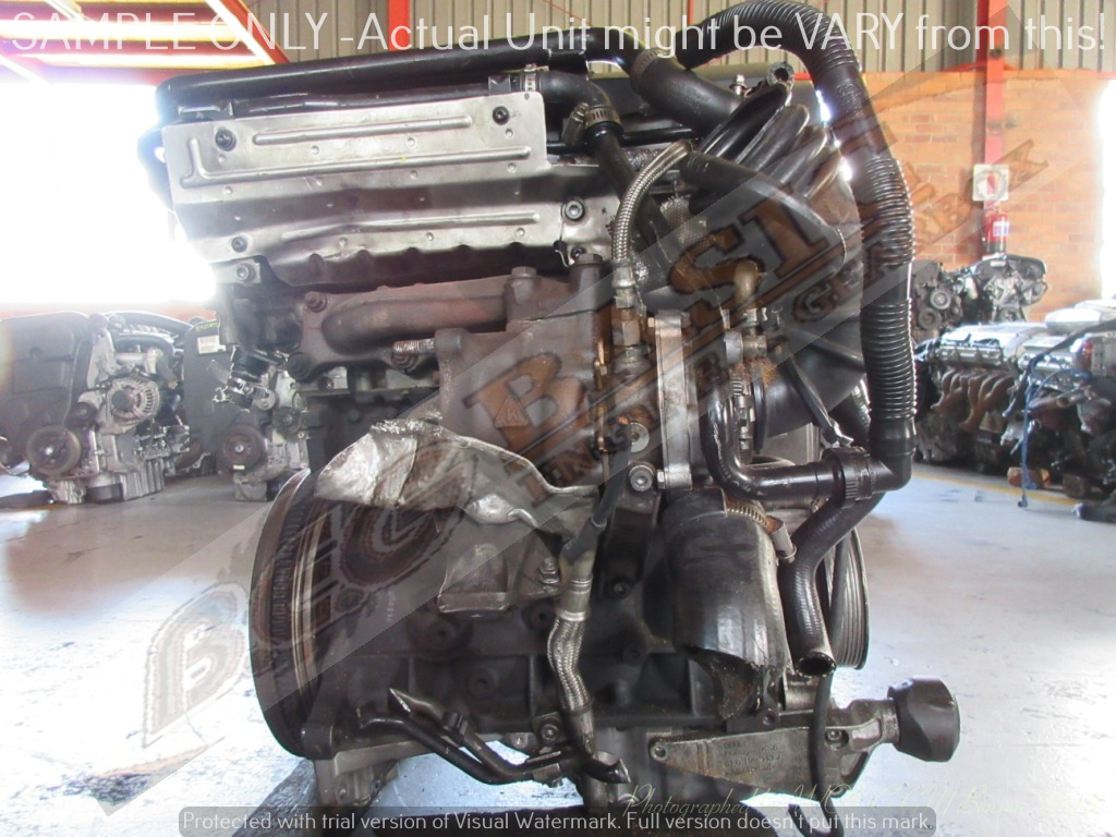 AUDI A4 -BFB 1.8L TURBO EFI 20V Engine