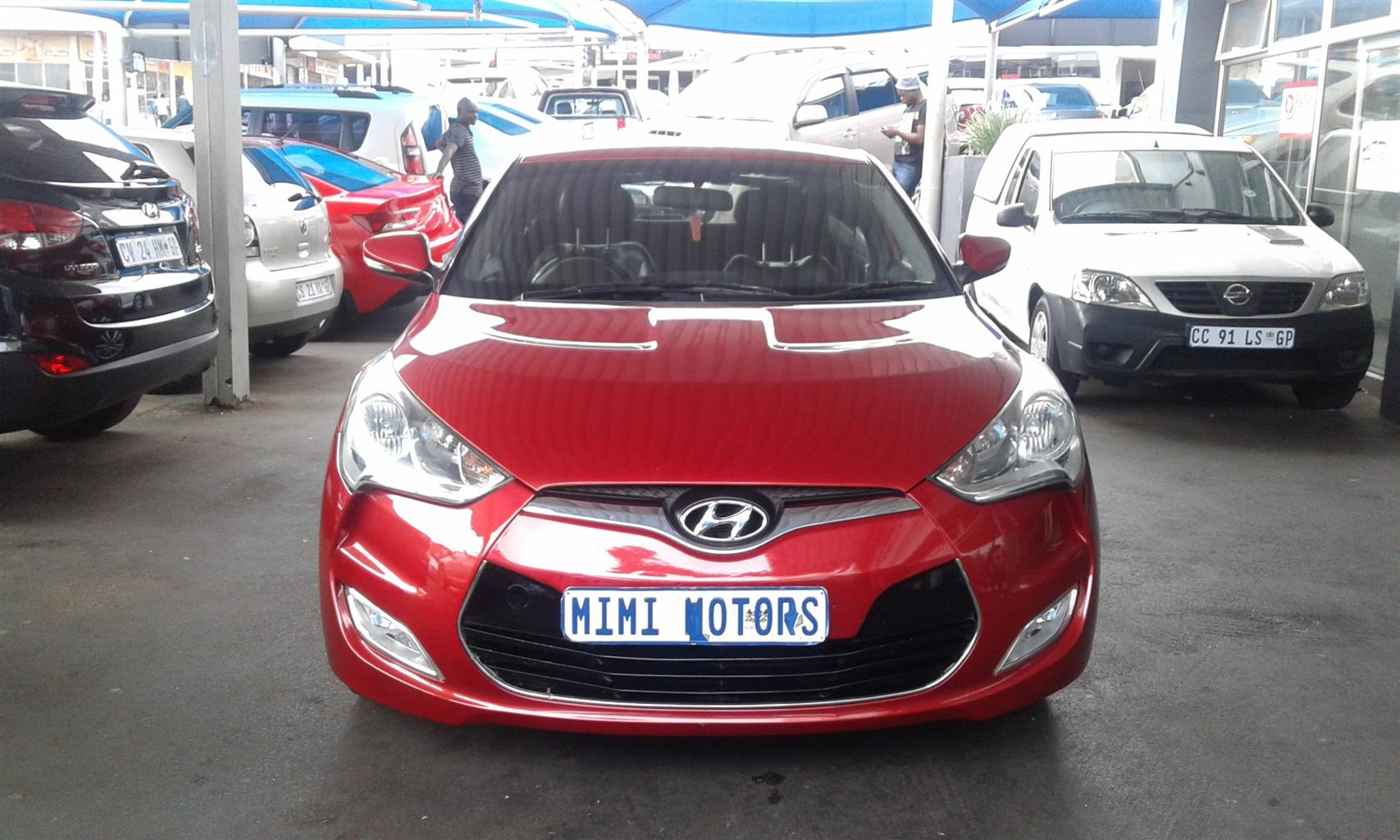 2014 Hyundai Veloster 1.6 Executive auto
