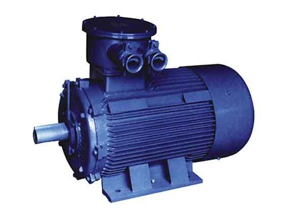 any size of the  electric motor