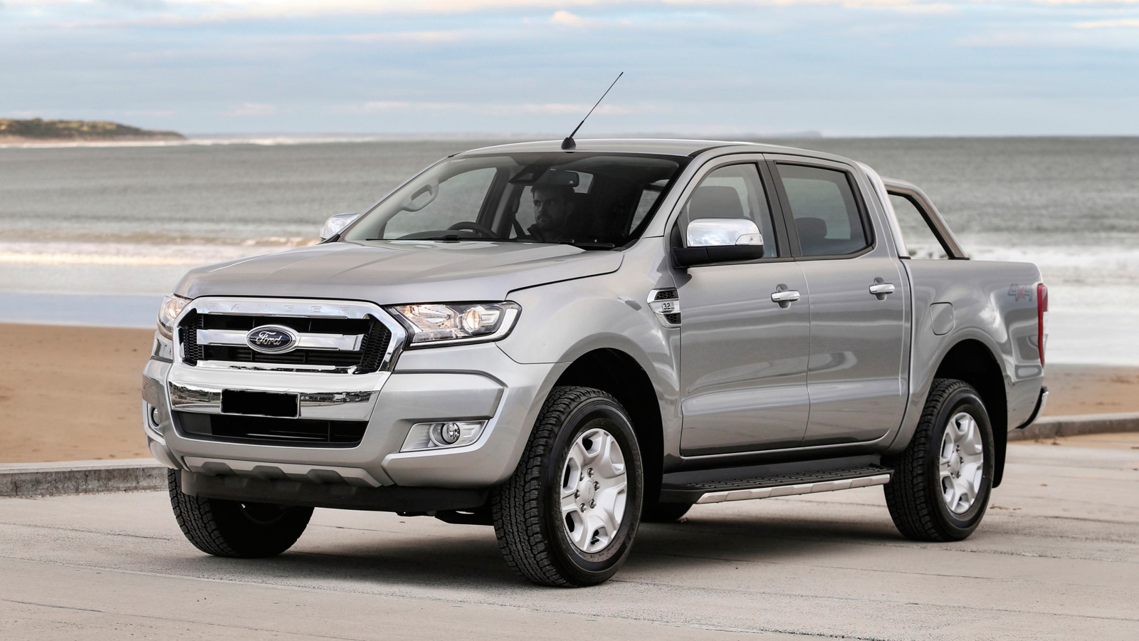 Ford ranger t7 dash and airbag