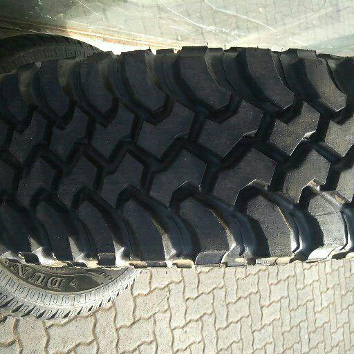 35 x 12.5 R16. 5 BF Mud Terrain