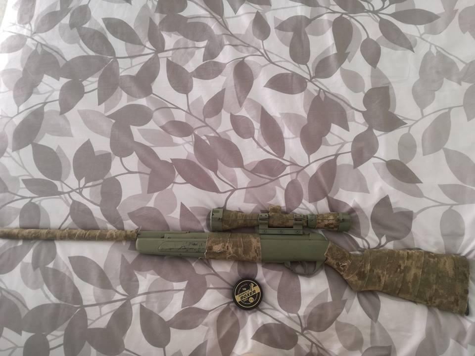 Hunting Gammo Gun