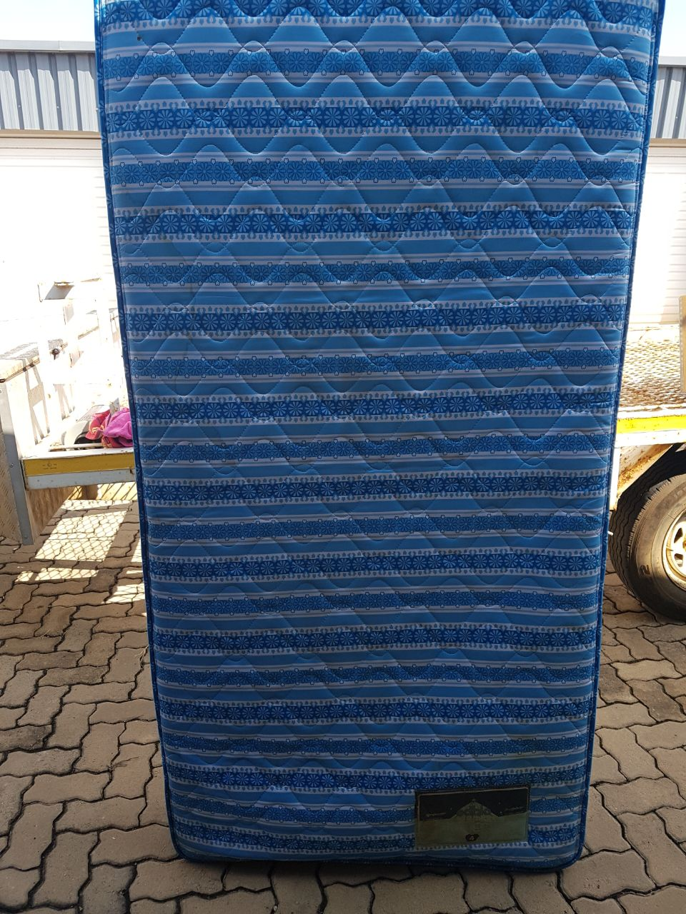 3/4 bed mattress for sale