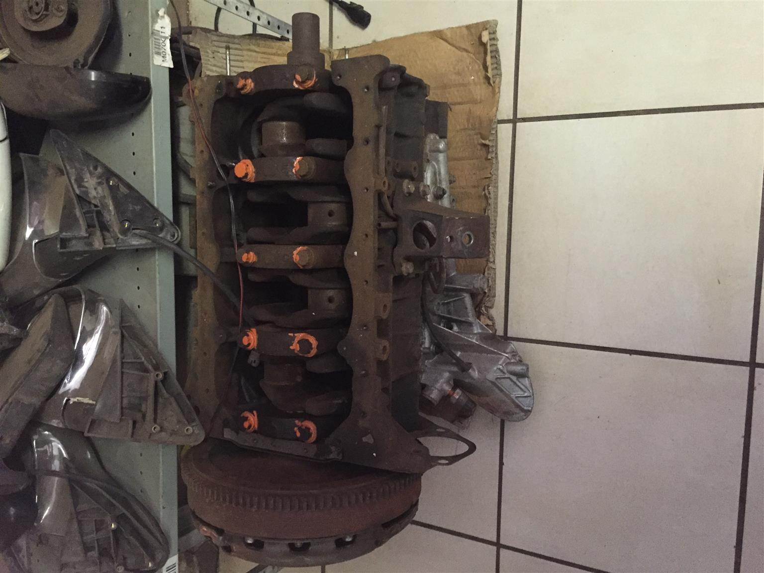TOYOTA QUANTUM D4D ENGINE BLOCK FOR SALE