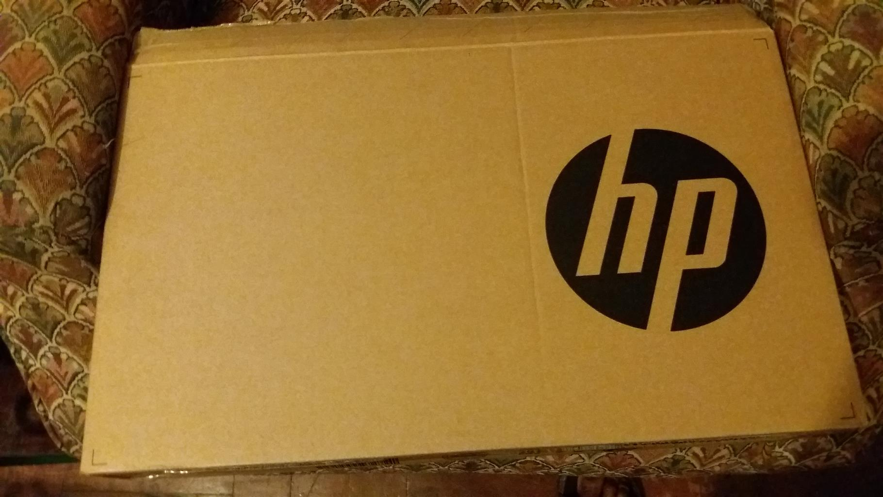 Brand new  Demo Hp i5 Notebook pc 5th generation intel core i5