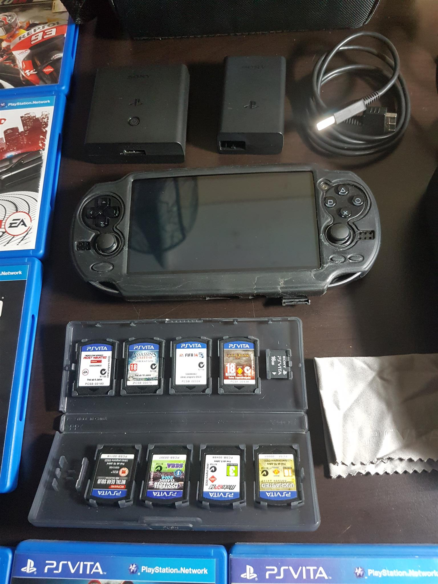 Sony PS VITA for SALE in excellent condition