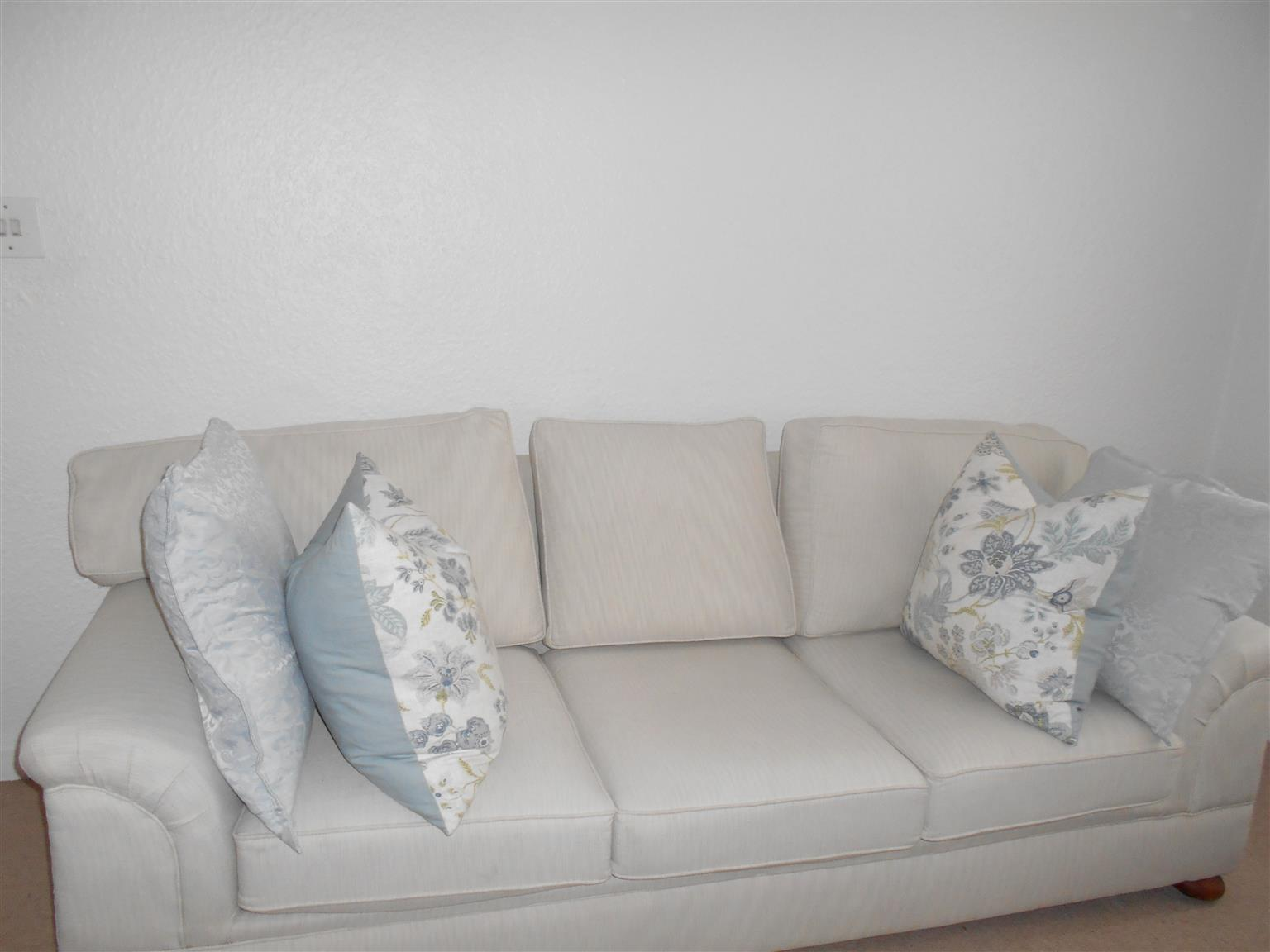 Wetherlys good quality 3 seater couch
