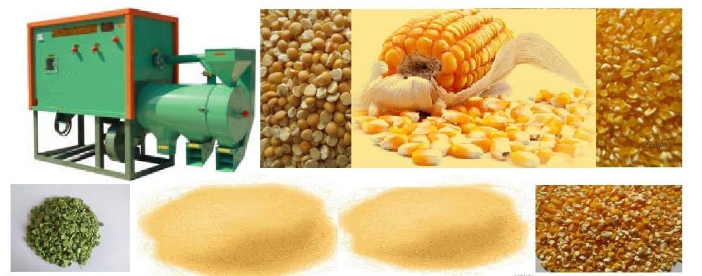 Maize mill