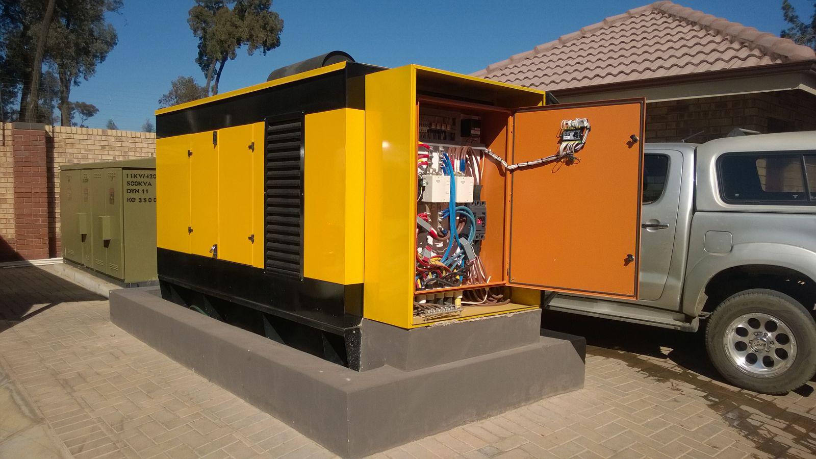 Generator installations , services and repairs Pretoria east