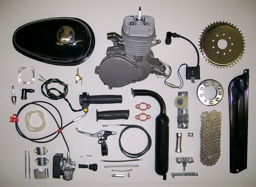 Bicycle engine kit  66cc available