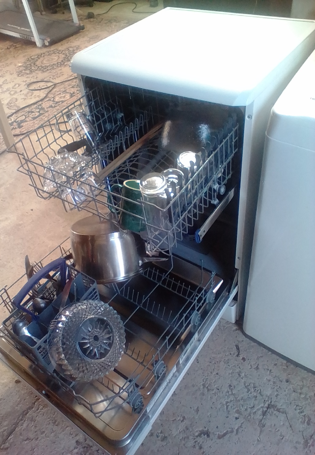 Defy Eco Dishwasher