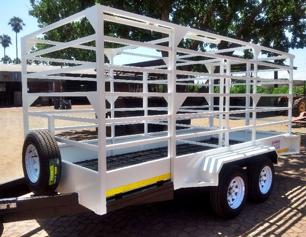 Animal Trailers Cattle and Livestock